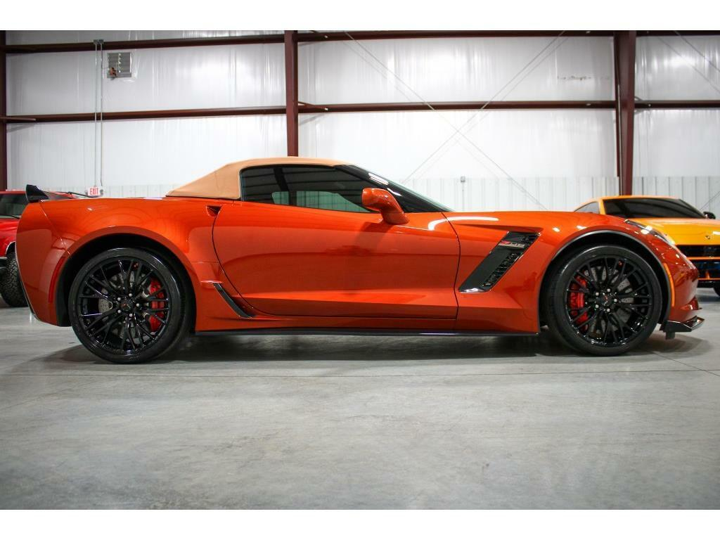 2016 Daytona Sunrise Chevrolet Corvette Z06 3LZ | C7 Corvette Photo 5