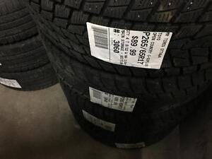 265/65/17 Toyo Open Country G-02 Plus *Winter Tires*