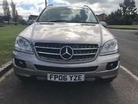 Mercedes m class 280cdi sat nav history 4x4 excellent condition