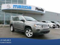 2012 JEEP COMPASS NORTH ÉDITION 4X4