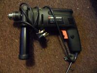 Black & Decker Power/Hammer Drill BD154R Model