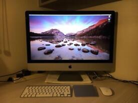 iMac 27 inch 5k Retina Display