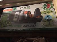 New vegetable spirilizer electric