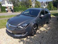 2014 Vauxhall Insignia 2.0L CDTi (163bhp) Sports Tourer ecoFLEX Limited Edition