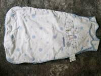Boys sleeping bag size 0-6