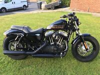 2015 harley davidson sportster forty eight 48