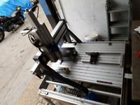 Isel cnc router used in a good condition London( 2D & 3D)