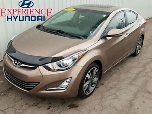 2014 Hyundai Elantra Limited LOADED LIMITED EDITION | SIRIUSXM R