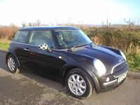 03 MINI ONE 1.6, FULL SERVICE HISTORY AND PREVIOUS MOT'S - GREAT DRIVE - VERY CLEAN EXAMPLE