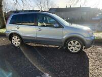 2007 FORD FUSION DIESEL,1 YEARS MOT,£1095