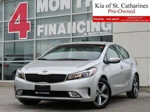 2018 Kia Forte LX+ | Android Auto/Apple CarPlay | Alloy Wheels