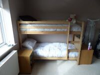 double room or shared room to let