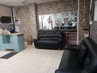 800 square metres space for rent