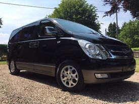 Hyundai i800 crd style - 2 previous owner 8 seater luxury mpv