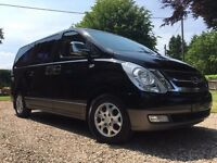 Hyundia i800 crd style - 2 previous owner 8 seater luxury mpv