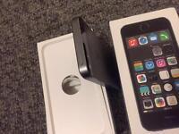 Apple iPhone 5s Space Grey 16GB (Vodafone)