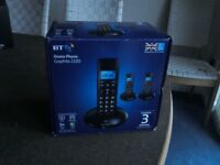 BT home phone Graphite 2100