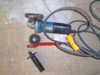 110v Angle grinder