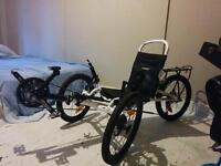 Catrike 3 Wheel Recumbent