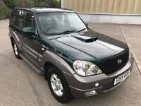Stunning 2006 55 Hyundai Terracan 3.0Crdt Cdx 4x4 **Full History+1 Years Mot+Great Spec**
