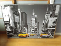 Large IKEA New York Picture