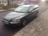 Volvo v70 2.4 diesel automatic 55 plate full spec good condition £450