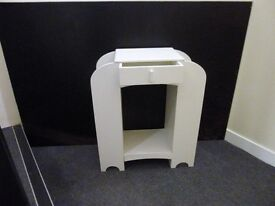 LOVELY SMALL 30'S STYLE HALL STAND UNIT ONLY £25