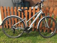 Carerra Crosspath Ladies Bike