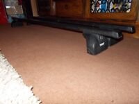 (Thule) Roof bars (Rack) (Ford Focus) (Estate)