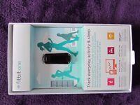Fitbit One Wireless Activity Tracker (Burgundy)