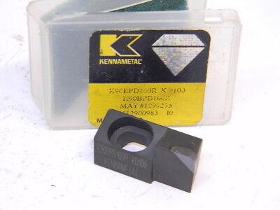 New Kennametal Polycrystalline Diamond Pcd Milling Cutter Insert K90bpd100r