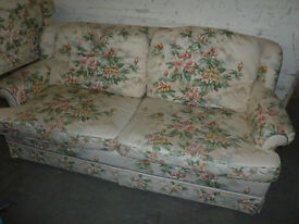 Sofa Bed & 2 seater couch