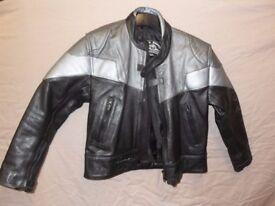childs leather motorcycle jacket