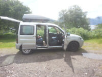 for sale or swap citreonBerlingo Multispace estate1.9L deisel or may swap for a ford ka car