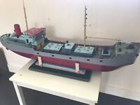 Calder Craft Brannaren RC Boat ! Swedish Coastal Tanker