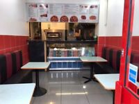 Takeaway Fast Food Chicken Shop Business For Sale - Stock Included - Cheap Rent - Busy Main Road