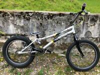 Monty Trials bike