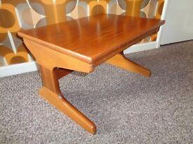 Vintage G Plan Style Teak Side/Lamp Table