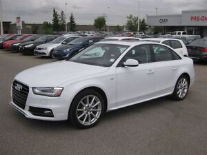 2015 Audi A4 2.0T AWD Auto Leather NAV Roof