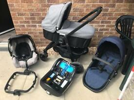 Graco Evo Full Travel System