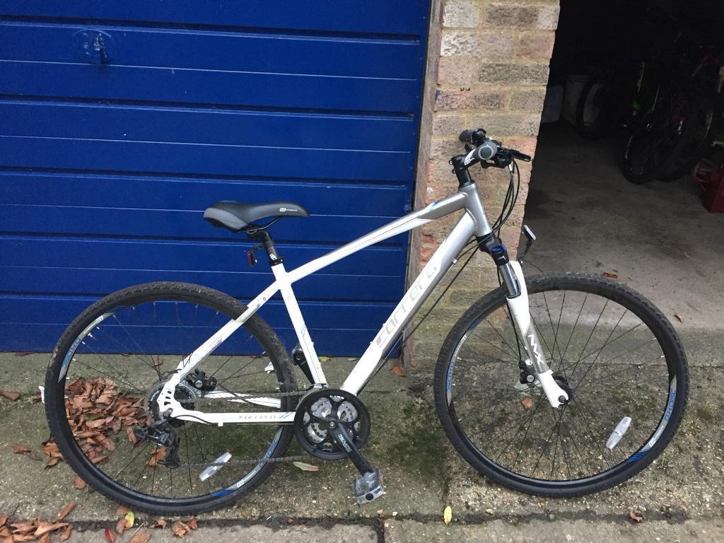Hybrid Bike Carrera Crossfire 3   in Harpenden, Hertfordshire   Gumtree
