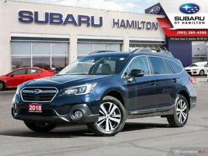 2018 Subaru Outback 2.5i Limited DEMO | EYESIGHT PACKAGE | 2....