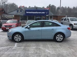 2012 Chevrolet Cruze LT | ONE OWNER  |  GAS SAVER