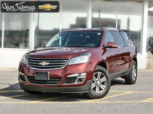 2017 CHEVROLET TRAVERSE ***AMAZING CONDITION***