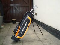 Dunlop MXII JR Golf Bag