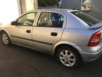 Vauxhall Astra for sale full years mot