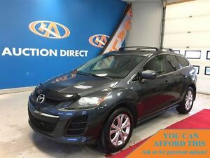 2011 Mazda CX-7 GS, AWD, LEATHER, SUNROOF, BLUETOOTH, HEATED SEA
