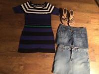 Women's Lot of Clothing (Size 6-8, Medium)