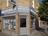 Lettings negotiator East London