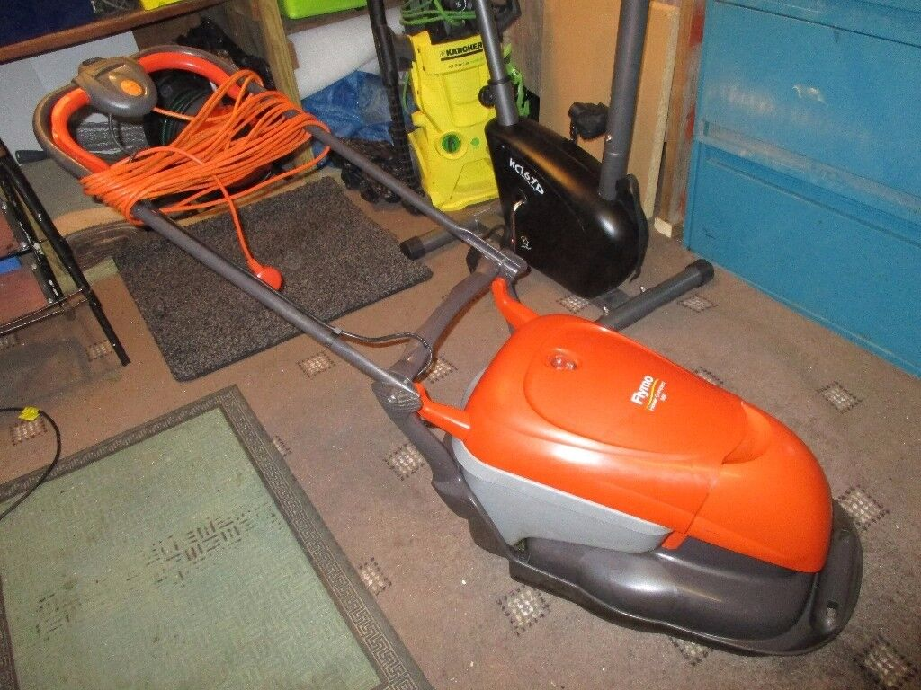 FLYMO HOVER COMPACT 350